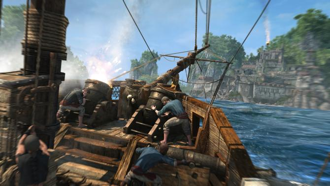Gaming review: Assassin's Creed IV: Black Flag