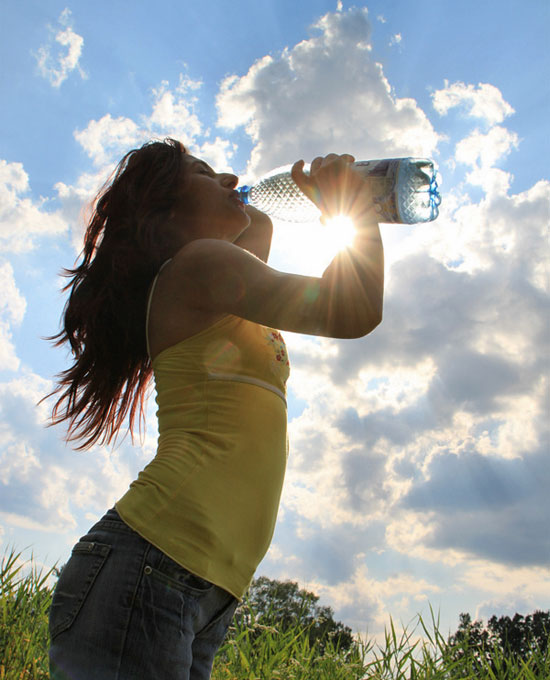 Why you should NOT drink too much water