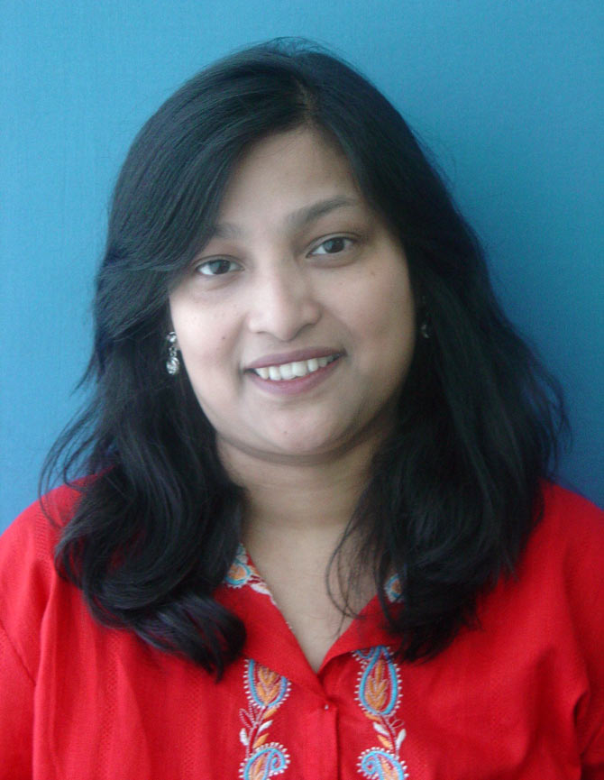 Lula Mohanty, Vice President, IBM India