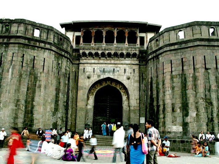 Shaniwar Wada -- Pune's iconic landmark