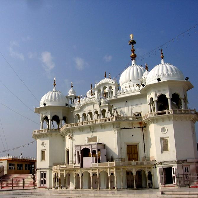 Gurudwara Takht Sri Kesgarh Sahib