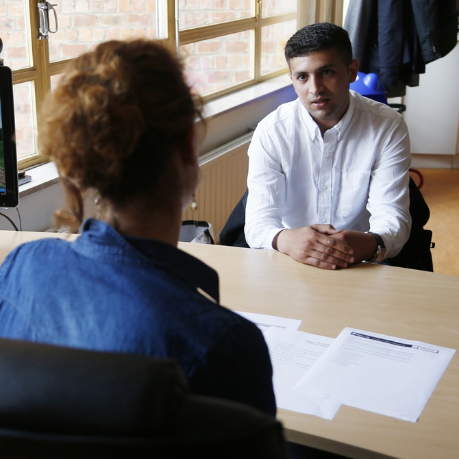Responses to simple questions can make or break your chances at a job interview.