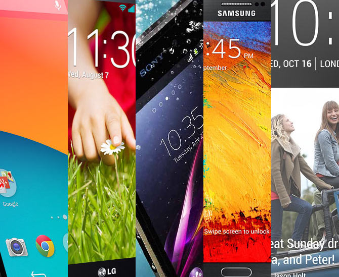 Top 5 Android smartphones above Rs 30,000