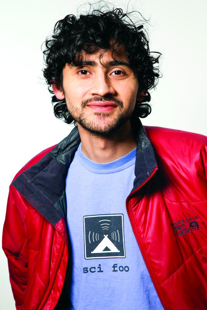 Dr Manu Prakash is an assistant professor, physicist, and bioengineer.