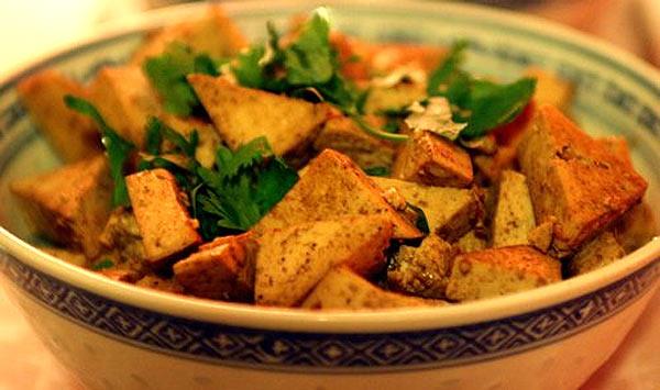 Tofu Tit-Bits
