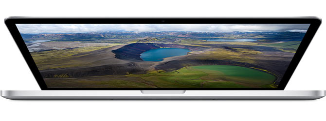 Apple MacBook Pro With Retina Display (2013)