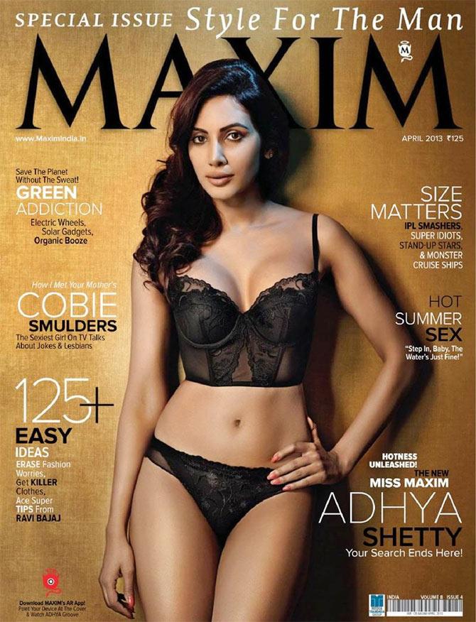 Adhya Shetty