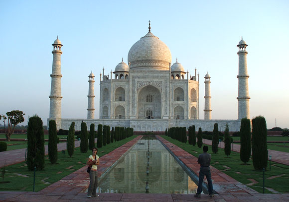 'India's most romantic destinations' - Valentine's Day Special 2013