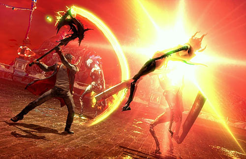Gaming review: Devil May Cry