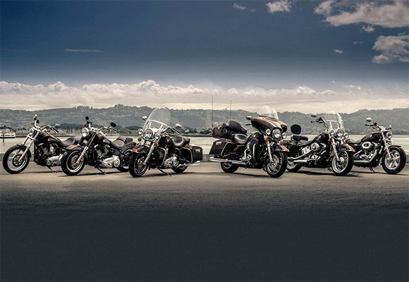 IN PICS: Harley Davidson turns 110!
