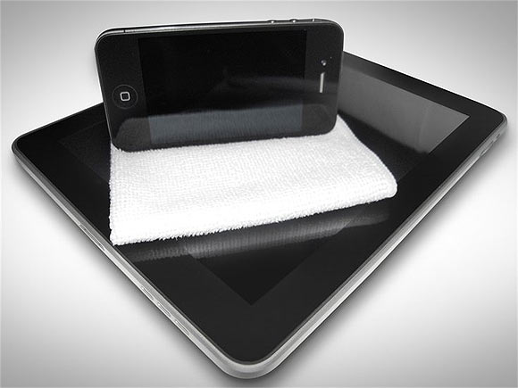 How to clean your touchscreen SAFELY