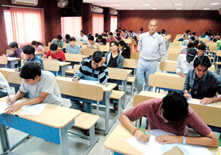 There are over 4 entrance exams for engineering courses in the country