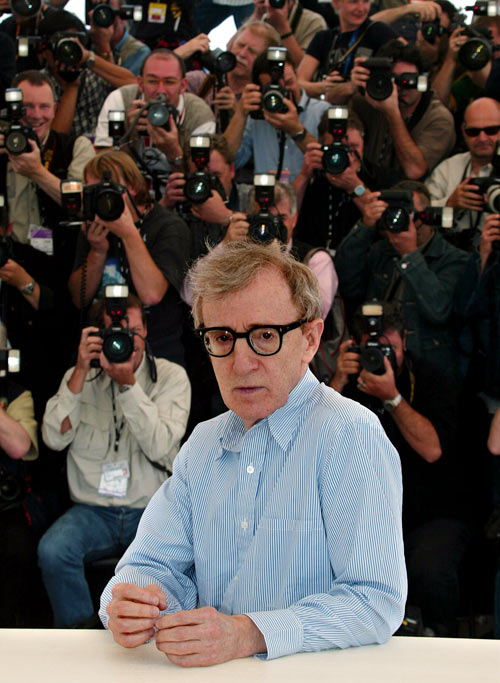 Woody Allen, born on December 1, 1935, is among the famous people to be born in the year of the Pig