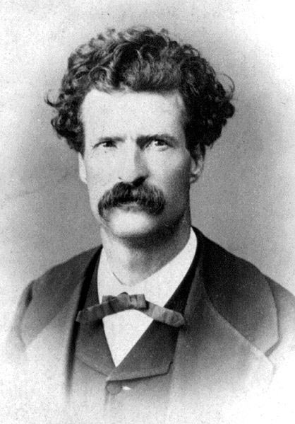 Mark Twain, born on November 30, 1835, was among the famous people to be born in the year of the Sheep
