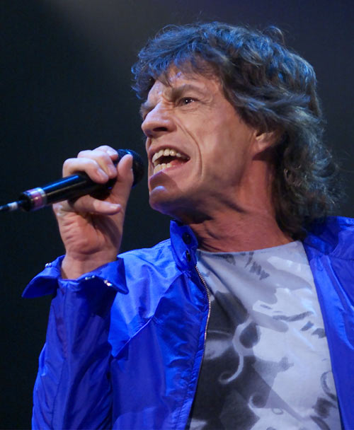 Mick Jagger, born on July 26, 1943, is among the famous people to be born in the year of the Monkey