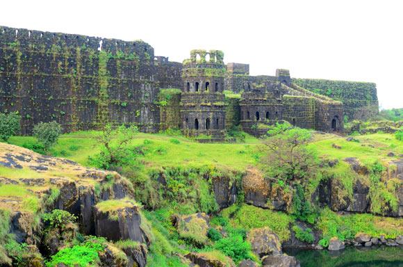 Raigad Fort.