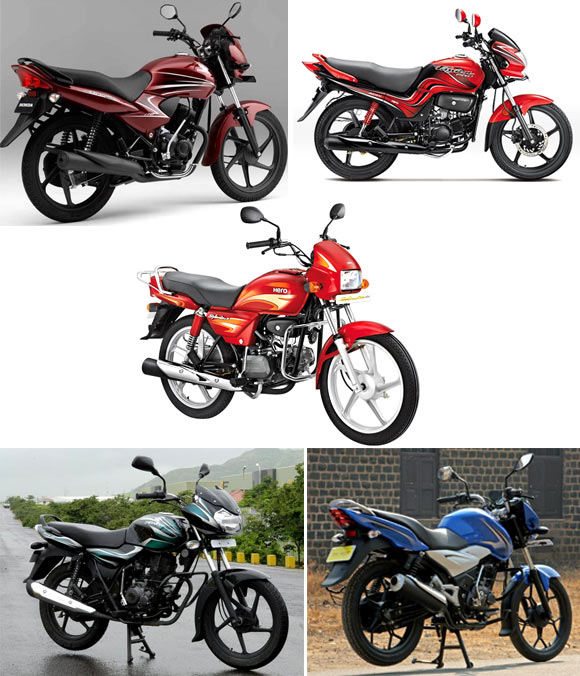 PICS: The BEST commuter bikes in India