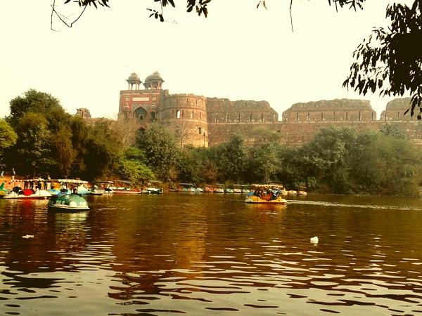 IN PICS: The amazing history of Delhi's Purana Qila