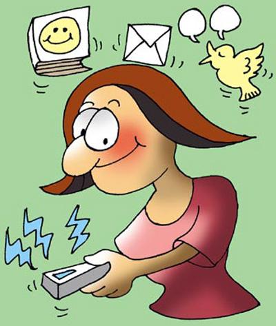 9. Avoid SMS language