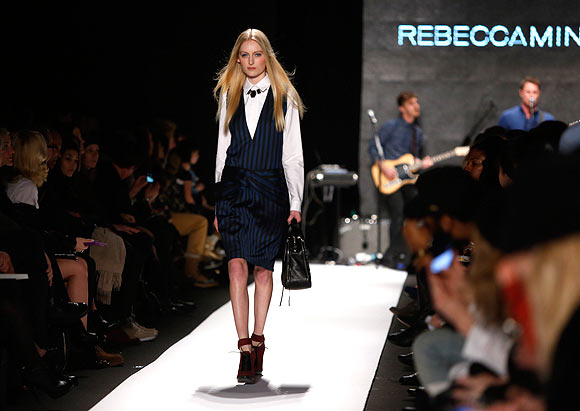 PICS: Hot models on New York Fashion Week ramp