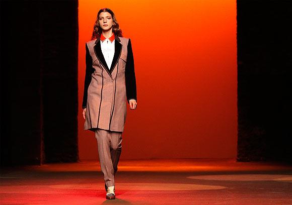 PICS: Hot models on New York Fashion Week ramp