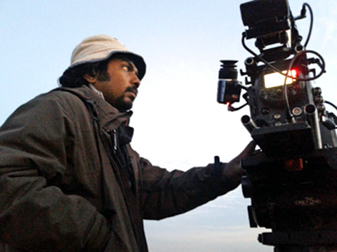 Cinematographer Sanu John Varughese's latest assignment included controversial film Vishwaroopam and David