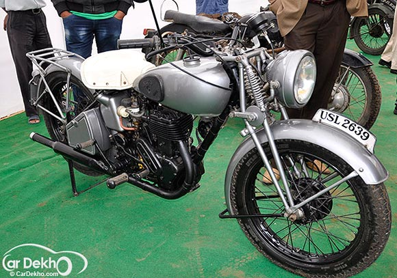 1939 Norton 16H