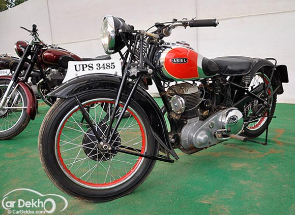 1946 Ariel VB 600