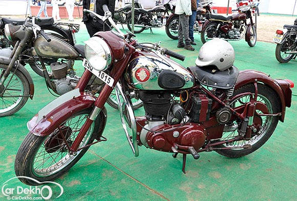 1954 BSA 350