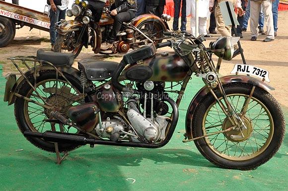1940 Triumph 350