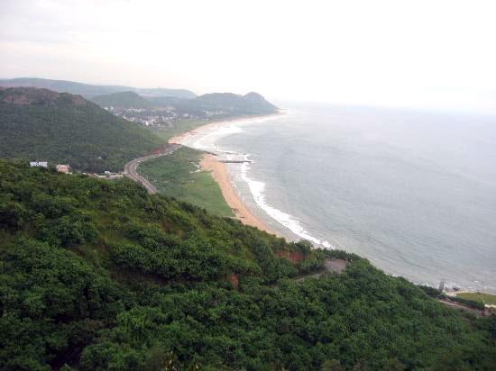 Rishikonda Beach, Visakhapatnam (Vizag)