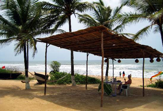 Cavelossim Beach, Cavelossim, Goa
