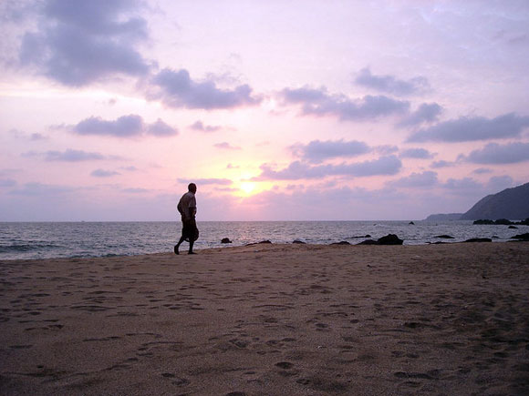Cola Beach, Canacona (Goa)