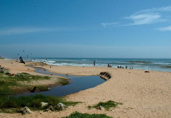 Varkala Beach, Varkala, Kerala