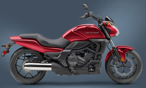 PICS: The spanking new Honda CTX series