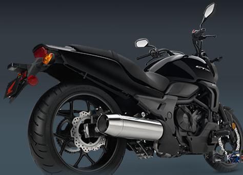 Honda CTX700N
