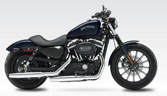 Bike Price In India 2013 Harley Davidson Iron