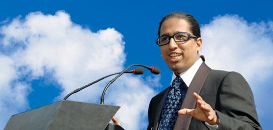 Arindham Chaudhuri