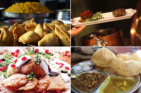 Top 8: Delhi's best street food places