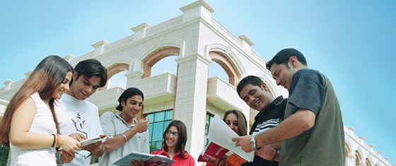 IIPM has partnered with other universities to offer degrees