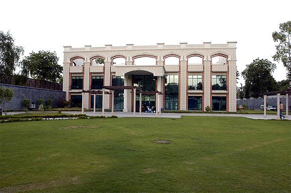 IIPM's Delhi campus