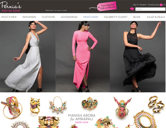 Click on couture: A fashionista's guide to shopping online