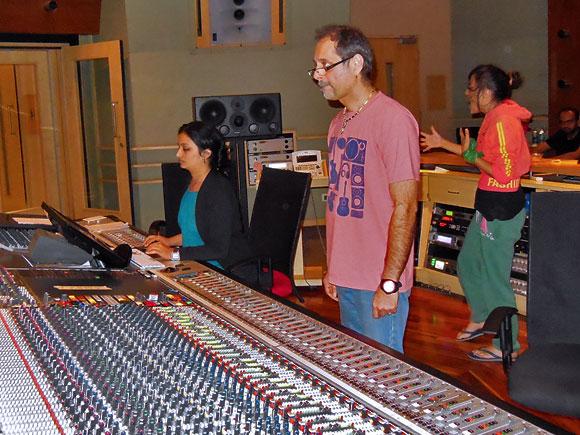At YashRaj Film Studios