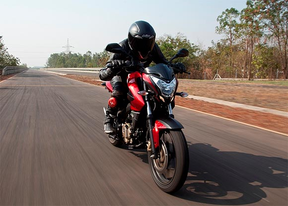 India's Pulsar goes to Colombia; Europe next
