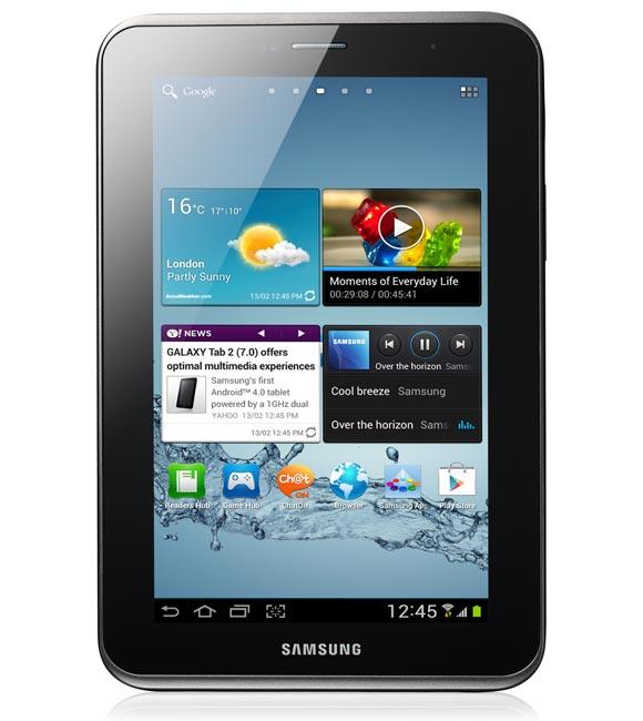 Samsung Galaxy Tab 2 P3111