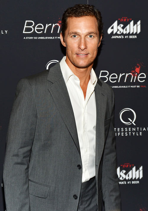 2013 is is intense, exciting, process-driven and full of action for Scorpions, including Matthew McConaughey