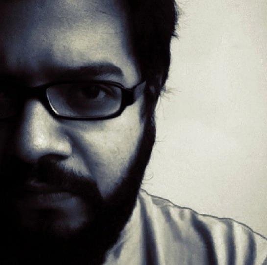 Vishwesh Krishnamoorthy, lead vocalist, Scribe