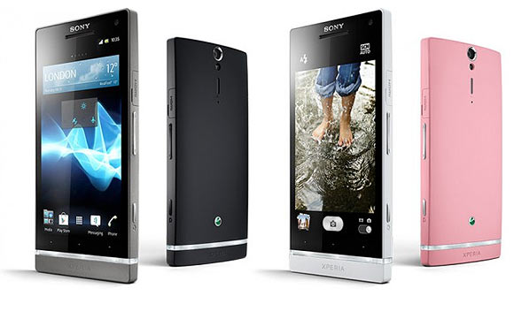4. Sony Xperia Z and XL