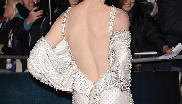 The backless celebrity beauties QUIZ: Guess who's who!