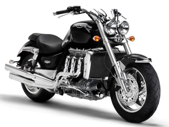 Triumph Rocket III